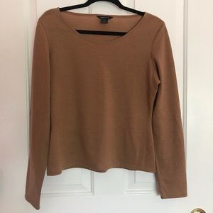 Moda International 100% Wool Long Sleeve